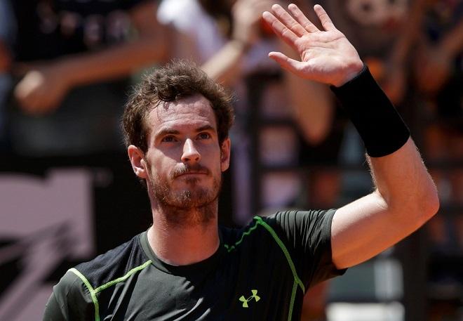 Rome Masters: Murray buông để