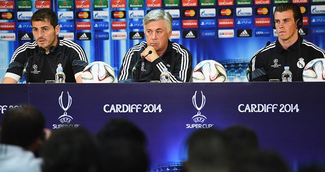 CĐV Real Madrid muốn Ancelotti ở lại, tống khứ Casillas, và chia rẽ về Bale