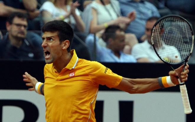 Bán kết Rome Masters: Ferrer khó cản Djokovic