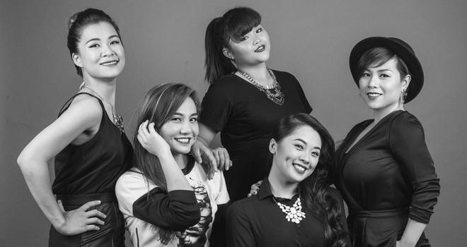 Top 5 nữ thí sinh 'Vietnam Idol' hứa hẹn một mùa 'máu lửa'