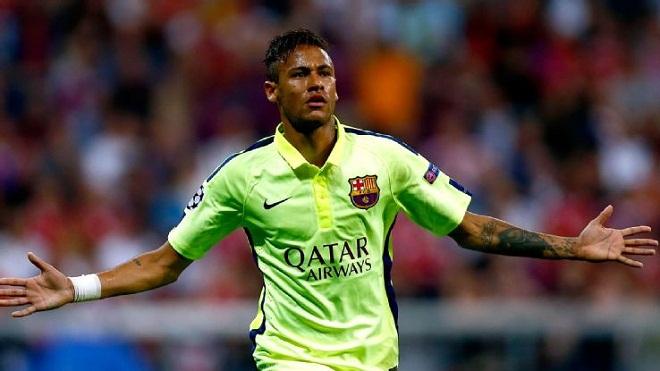 Neymar chỉ kém Messi và Ronaldo?