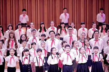 """Chính thức ra mắt MV """"Ai yêu Bác Hồ Chí Minh hơn thiếu niên nhi đồng"""""""