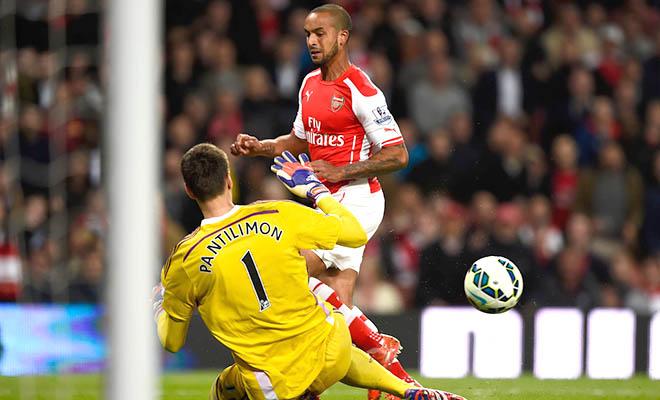 Arsenal: Vì đâu mất điểm, khô hạn bàn thắng?