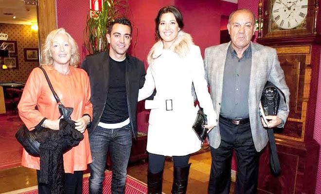 Câu chuyện Xavi: Chiếc lò nướng, Milan và Barca