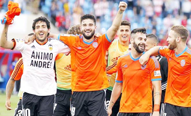 Mùa sau, Valencia sẽ thách thức Atletico