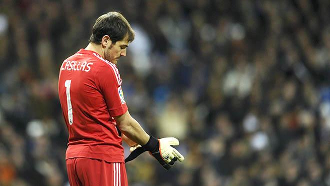 Iker Casillas: Người Madrid đang thiếu tôn trọng 'thánh Iker'