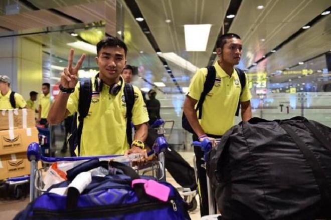 U23 Thái Lan tự tin bảo vệ HCV