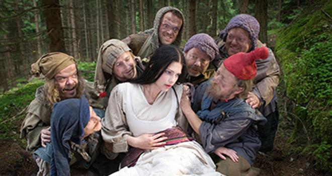 10 phim cổ tích Grimm sẽ phát sóng vào tháng 6