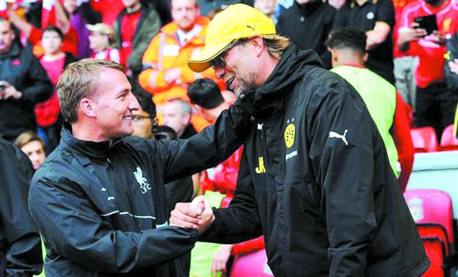 Juergen Klopp: Sau Cúp QG Đức là Liverpool?