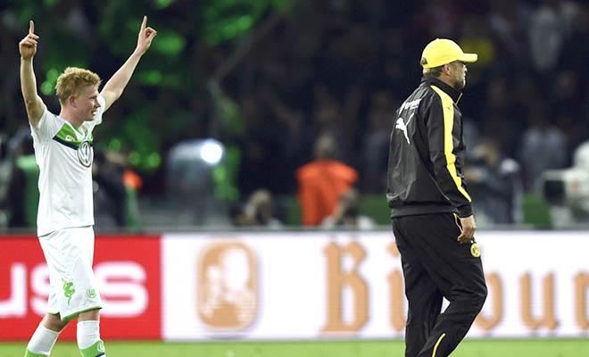 Cái kết dang dở của Juergen Klopp và Dortmund