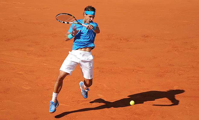 Roland Garros 2015 và sự lợi hại của bóng xoáy