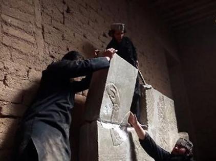"""Chuyên gia lập """"danh sách đỏ"""" ngăn nạn buôn lậu cổ vật Iraq"""