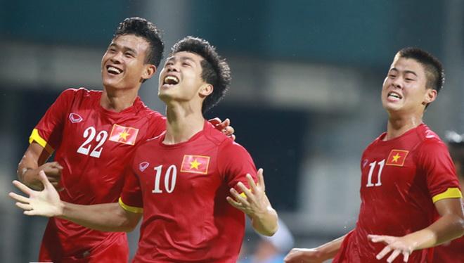 ĐIỂM NHẤN U23 Việt Nam 5-1 U23 Malaysia: Công Phượng bản lĩnh và sắc sảo. U23 Malaysia đá 'xấu'