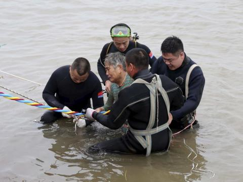 Chìm phà trên sông Dương Tử, Trung Quốc : Nỗi lo về một 'thảm họa Sewol' thứ hai ở châu Á