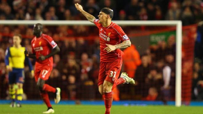 Martin Sktel bất mãn với đề nghị gia hạn của Liverpool