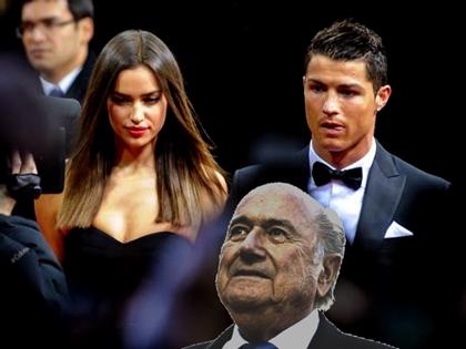 TIẾT LỘ: Sepp Blatter từng hẹn hò với người tình cũ của Cristiano Ronaldo?