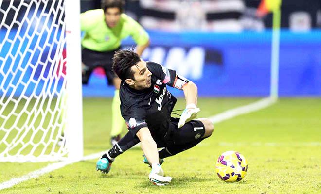 Chung kết Juve - Barca: Nếu trận đấu cần lượt luân lưu, Gianluigi Buffon có đáng tin?