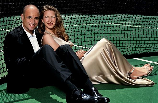 Cựu vô địch Roland Garros Steffi Graf: 'Ở bên Andre và chăm sóc các con mới là chức vô địch tuyệt vời nhất'