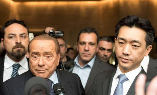 CHÍNH THỨC: Silvio Berlusconi bán 48% cổ phần AC Milan cho tỷ phú Thái Lan