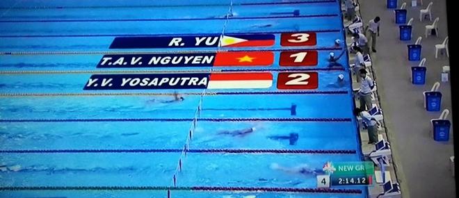 Ánh Viên: 2 ngày, 5 kỷ lục SEA Games, 4 huy chương vàng!