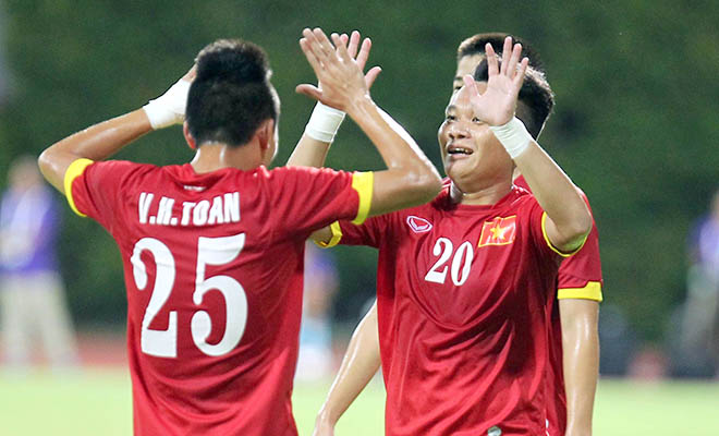 U23 Việt Nam – U23 Timor Leste 4-0 : 'Ma thuật' của HLV Miura