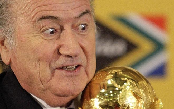 Xuất hiện bằng chứng cho thấy Sepp Blatter nhận hối lộ 10 triệu USD từ Nam Phi