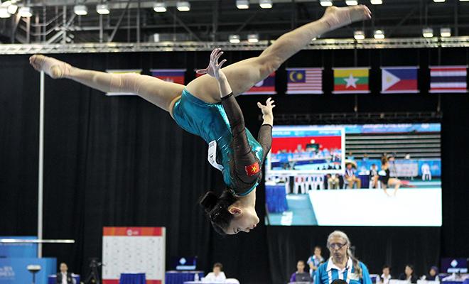 Ánh Viên không Vàng, đoàn thể thao Việt Nam vẫn xếp thứ 2 trên Thái Lan