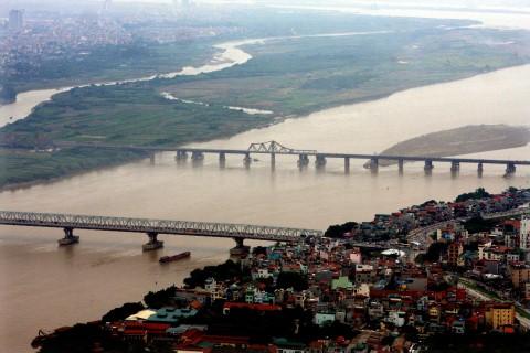 Sông Hồng sẽ ra sao khi xây 6 đập dâng giữ nước quanh Hà Nội?