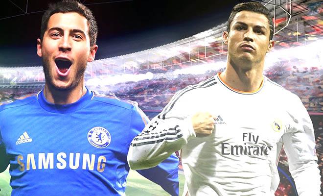 Eden Hazard thực sự đắt giá hơn Cristiano Ronaldo?