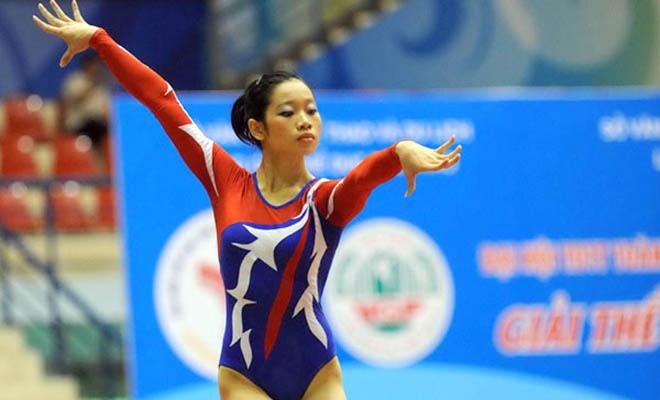Phan Thị Hà Thanh: Malaysia mạnh đấy, nhưng Việt Nam mới là số một khu vực về thể dục dụng cụ
