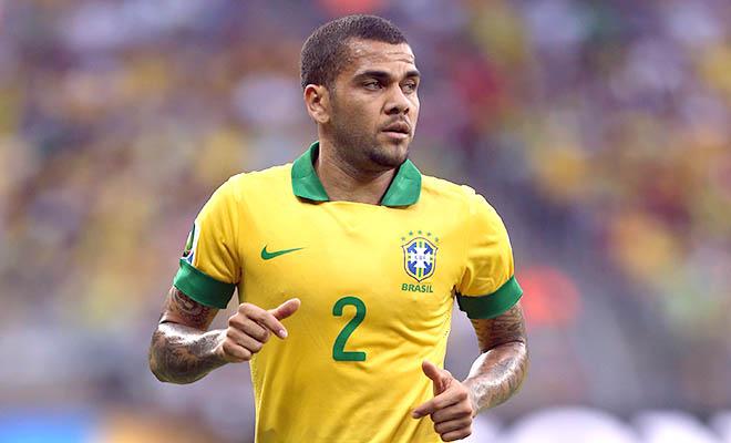 Copa Ameria 2015: Khi Dunga cậy nhờ Dani Alves