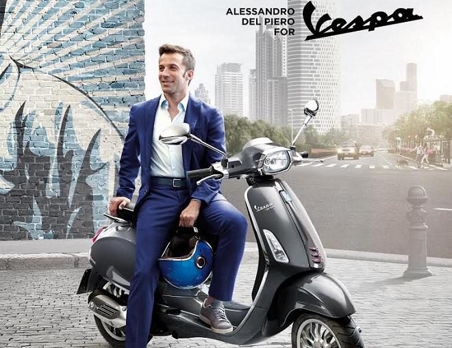 Sự kiện ĐẶC BIỆT ngày 13/6: Del Piero giao lưu với người hâm mộ và độc giả báo Thể thao & Văn hóa