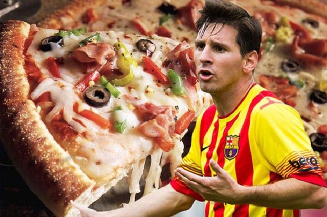 Messi 'lột xác' nhờ ăn kiêng