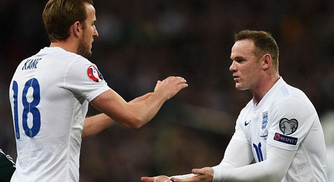 CHUYỂN NHƯỢNG ngày 14/6: Rooney muốn M.U mua Kane. De Gea đến Real nhờ... Spurs?