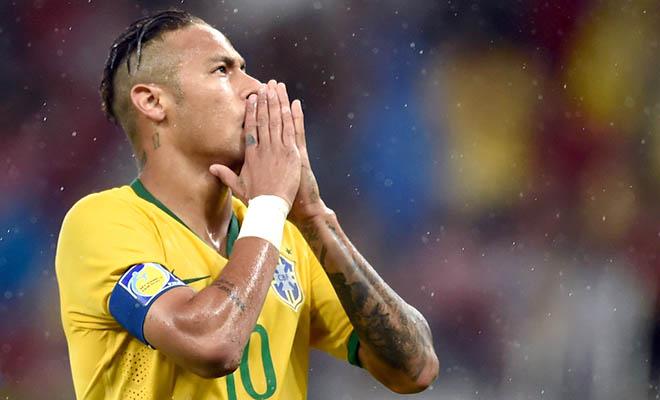 Đội tuyển Brazil: Ai cũng phải nể Neymar