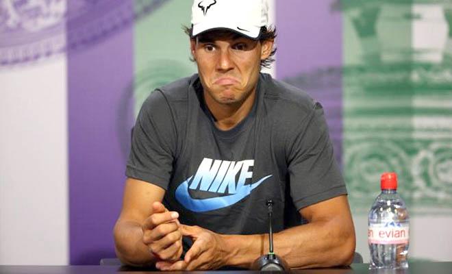 Hướng tới Wimbledon 2015: Nadal có còn sợ các tay vợt 'nhỏ'?