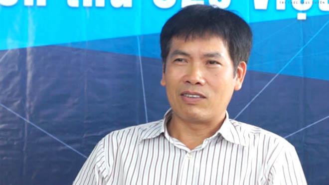Trưởng đoàn Thể thao Việt Nam Trần Đức Phấn: 'Nốt trầm với bóng đá nam'