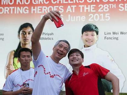 Thủ tướng Singapore: 'Chúng ta phá kỷ lục huy chương chào mừng 50 năm độc lập'