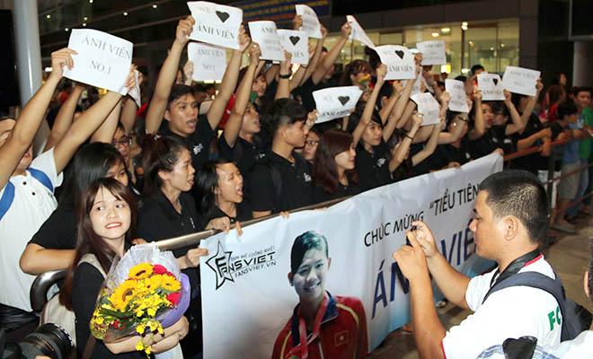 Đoàn Thể thao Việt Nam sau SEA Games 2015: Bội thu tiền thưởng