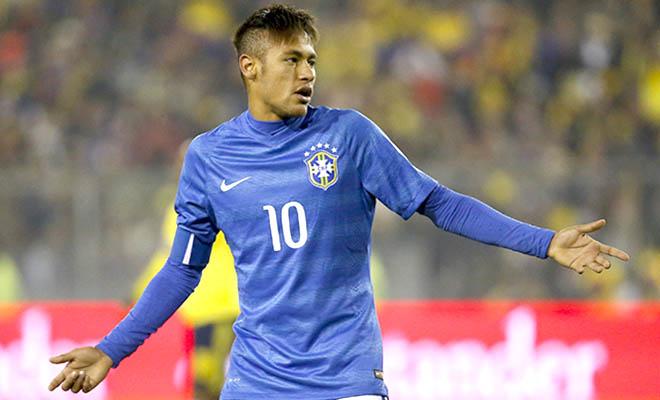 Góc nhìn: Cơn ác mộng của Neymar