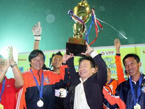 Ông bầu Đỗ Quang Hiển: 'Mặt trận báo chí thể thao cũng rất nghiệt ngã'!