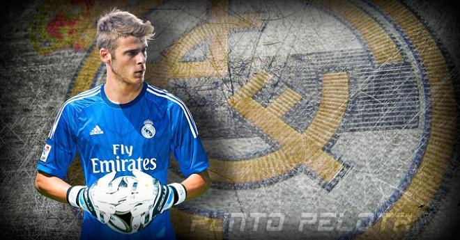De Gea thổ lộ ý định đến Real Madrid với đồng đội