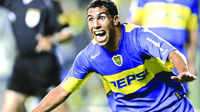 Cuối cùng, Tevez đã được về nhà…