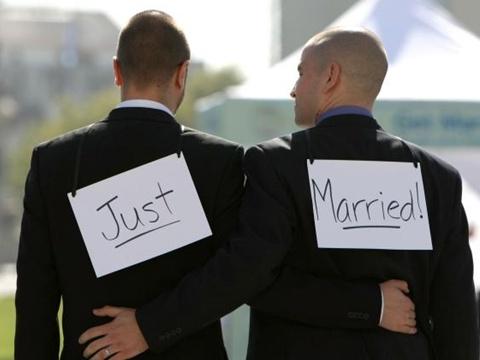 Kết quả hình ảnh cho kết hôn đồng giới