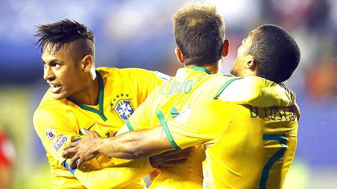 Đội tuyển Brazil: Nỗi xấu hổ của 'Jogo Bonito'