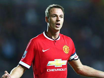 Jonny Evans không còn tương lai tại Man United