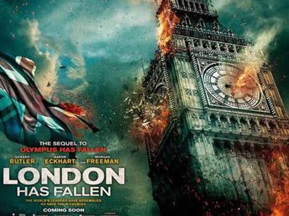 Dân Anh phẫn nộ vì 'London Has Fallen' cho nổ tung tháp đồng hồ Big Ben