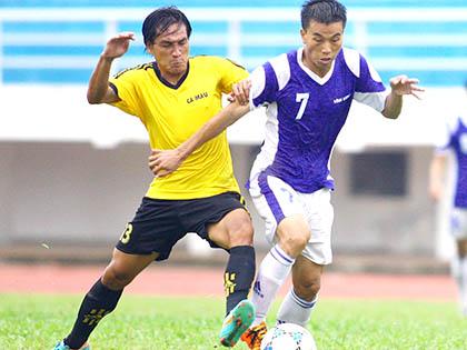 VCK giải hạng Nhì QG 2015: Cà Mau giành vé cuối lên giải hạng nhất QG 2016