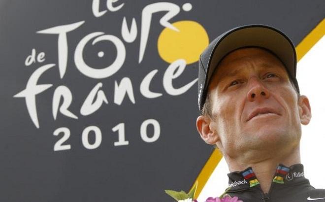 Tour de France 'nhớ' Armstrong