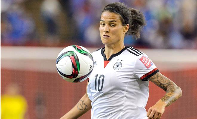 Tuyển Đức chỉ về thứ tư tại World Cup nữ 2015: Thất vọng, nhưng tin vào tương lai